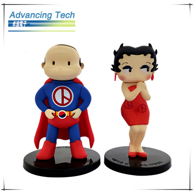 USB flash disk Doll figures